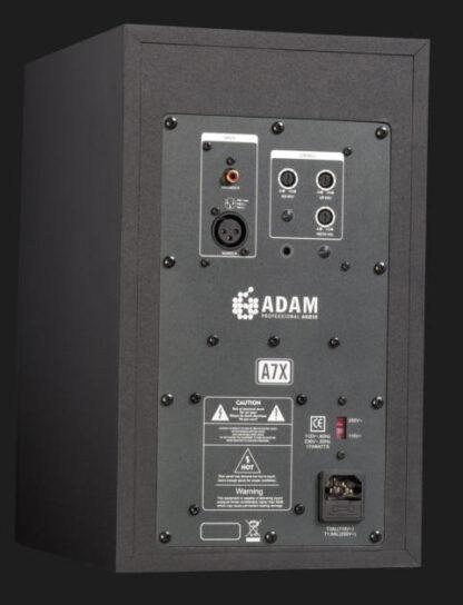 adam audio a7x otraga