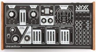 Nyx V2 / Duophonic Synthesizer