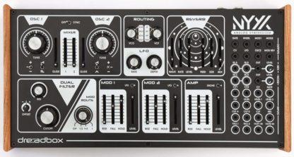 Nyx V2 / Duophonic Synthesizer