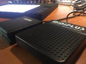Ableton Push 2 sustain pedale | Sonarscope Pro Audio