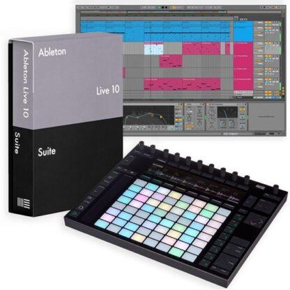 Ableton Push 2 Suite 10 bundle