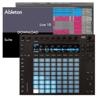 Ableton Push 2 + Live 10 Suite bundle
