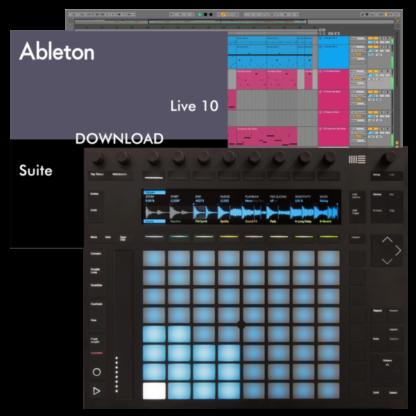 Ableton Push 2 + Live 10 Suite bundle