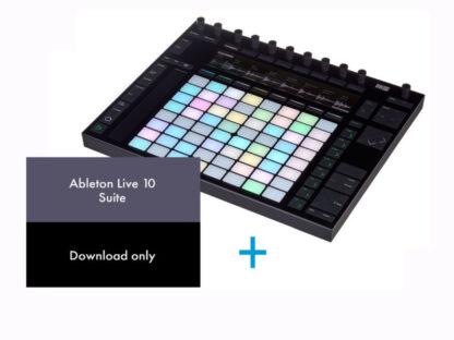 Push 2 + suite 10 download