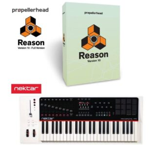 Nektar panorama propellerhead Reason 10 bundle