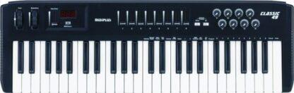 midiplus Classic 49 USB MIDI Keyboard