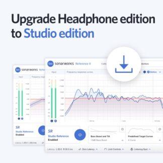 sonarworks headphone to studio