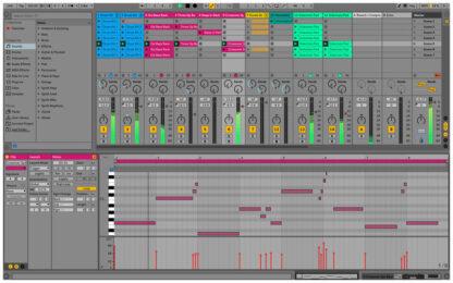 Ableton Suite 10 nadogradnja