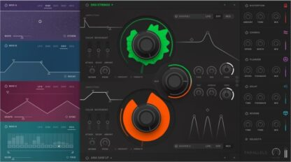 softube parallels softsynth