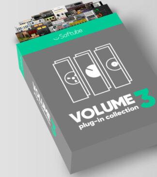 volume 3 softube
