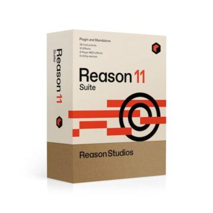 reason suite studio 11