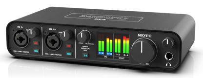 Motu m4 audio